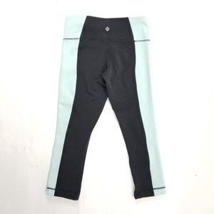 Lululemon Capris crops leggings size 4